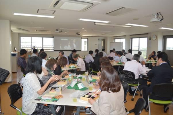 石坂産業産業廃棄物処理工場1