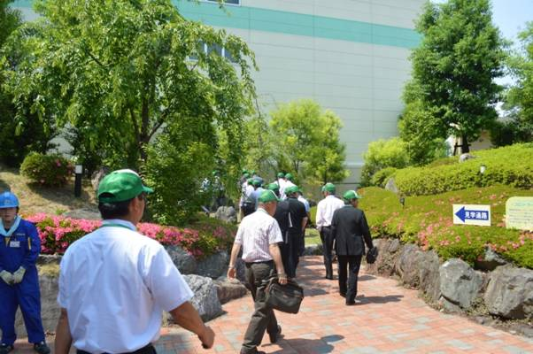 石坂産業産業廃棄物処理工場8