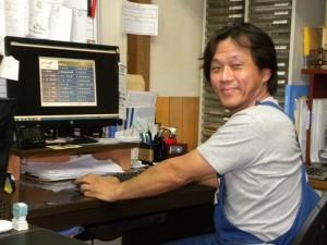 田中健一代表
