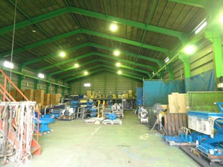 倉庫スペース